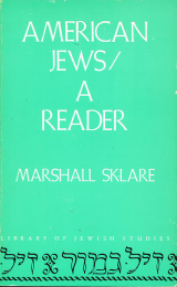 American Jews: A Reader