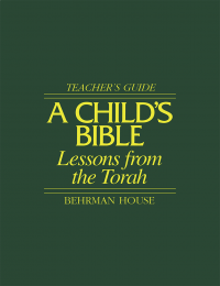 Child's Bible 1 - Teacher's Guide