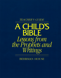Child's Bible 2 -Teacher's Guide