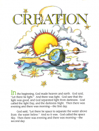 Let's Discover the Bible 1 (Creation)