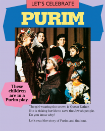 Let's Celebrate Purim