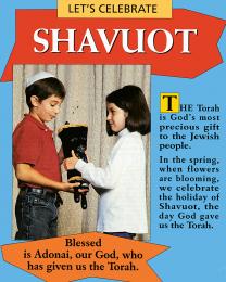 Let's Celebrate Shavuot