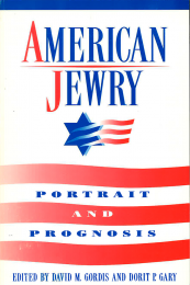 American Jewry: Portrait and Prognosis