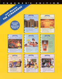 Let's Discover the Synagogue - Teacher's Edition
