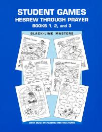 Hebrew Through Prayer - Game Book