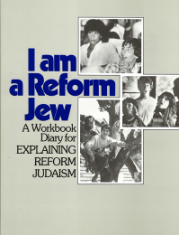 Explaining Reform Judaism Workbook