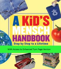 A Kid's Mensch Handbook with Turn Page Access