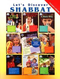 Let's Discover Shabbat - Teacher's Edition