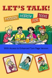 Let's Talk Modern Hebrew for Teens with Turn Page Access
