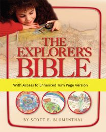 Explorer's Bible 1 with Turn Page Access