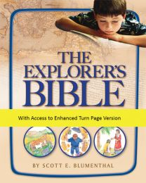 Explorer's Bible 2 with Turn Page Access