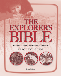 Explorer's Bible, Vol 1 TG