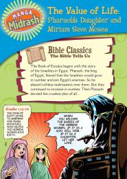 Manga Midrash: The Value of Life