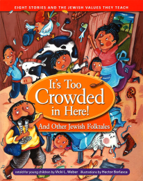 It's Too Crowded in Here! and Other Jewish Folk Tales