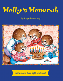 Melly's Menorah