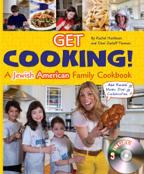 Get Cooking! A Jewish American Family Cookbook and Rockin' Mama Doni Celebration