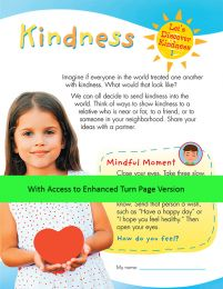Let's Discover Kindness with Turn Page Access