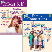 Living Jewish Values 1 & 2 Set (Books Only)