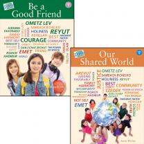 Living Jewish Values 3 & 4 Set (Books Only)