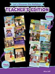 Let's Discover Holidays Teacher's Edition