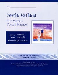 Parashat HaShavua Va'y'chi