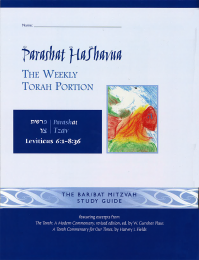 Parashat HaShavua Tzav