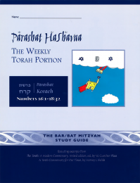 Parashat HaShavua Korach