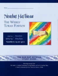 Parashat HaShavua Pinchas