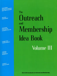 Outreach and Membership Idea Book Volume III