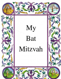 My Bat Mitzvah