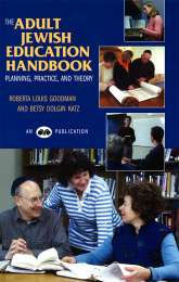 Adult Jewish Education Handbook