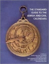 The Standard Guide to Jewish and Civil Calendars