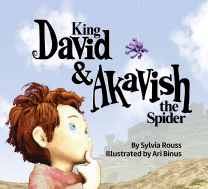 King David & Akavish the Spider