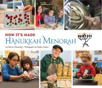 How It's Made: Hanukkah Menorah