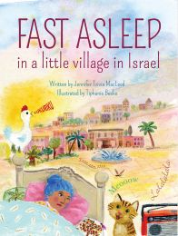 Fast Asleep in a Little Village in Israel