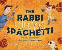 Rabbi Slurps Spaghetti