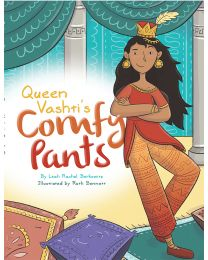 Queen Vashti's Comfy Pants