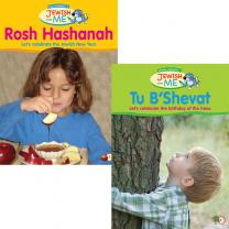 Jewish & Me Set Fall&Spring