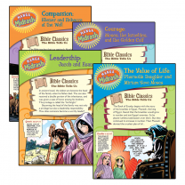 Manga Midrash - The Series (1 booklet each of 1-4)