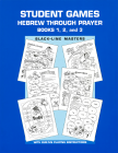 Hebrew Through Prayer - Game Book