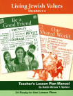 Living Jewish Values Lesson Plan Manual (Vol 3 & 4)