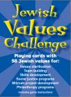 Jewish Values Challenge Cards