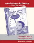 Jewish Values in Genesis LPM