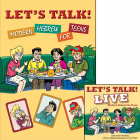 Let's Talk! Modern Hebrew for Teens & Let's Talk! Live CD