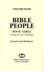Bible People Book Three - Leader's Guide