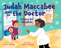 The Perfect Hanukkah Children's Book for Today's Anxious Times