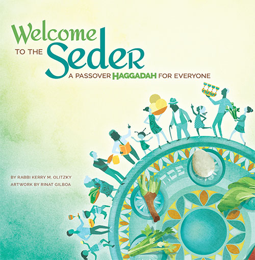Welcome to the Seder Connects Oregon Community