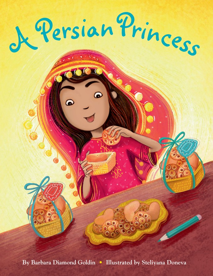 A Persian Princess for Purim