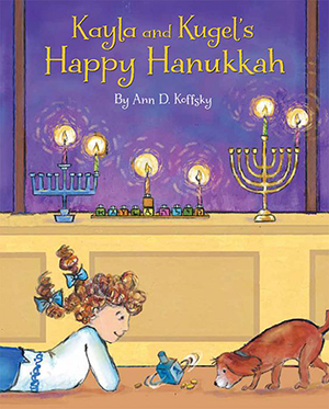 Coloring and Drawing Fun for Little Ones this Hanukkah