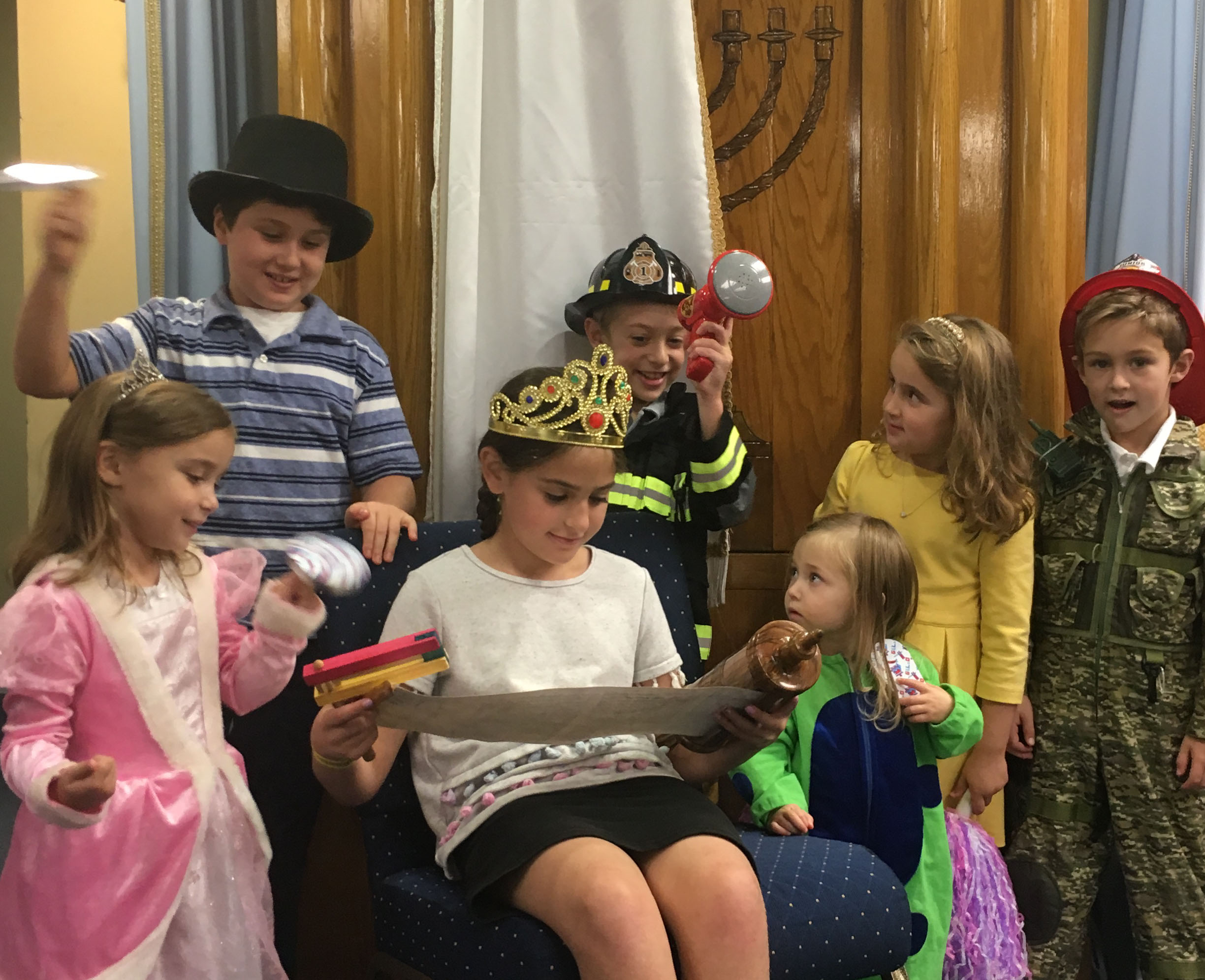 Ready-to-Go Activities for Deeper Purim Learning